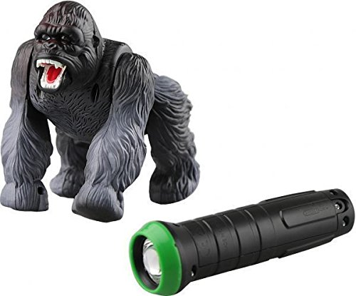 Top Race® Remote Control Gorilla Animal Toy Infrared RC with Lights and Sound (Remote Control Monkey compare prices)