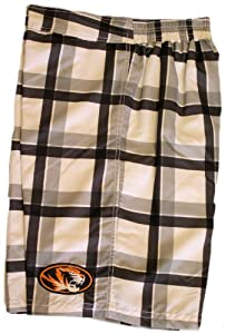 Buy NCAA Licensed Missouri Tigers Mizzou Swimming Trunks Shorts by Carl Banks