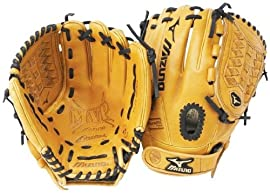 Mizuno GMVP1179 MVP Series 11 3/4 inch Fastpitch Softball Utility Pattern Infielder/Outfielder Softball Glove