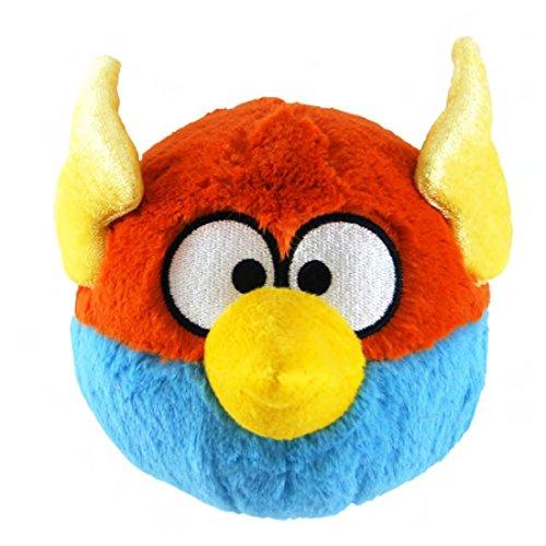 Angry Birds Space 30,48 (12 cm colore: blu uccello di peluche con licenza ufficiale
