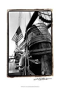 Amazon.com: Set Sail V Poster Print by Laura Denardo (13 x 19