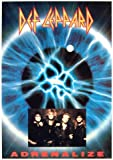 Posters: Def Leppard Poster - Adrenalize (35 x 23 inches)