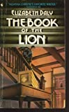 The Book of the Lion (0553248839) by Elizabeth Daly