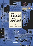 img - for Paris Soirees book / textbook / text book