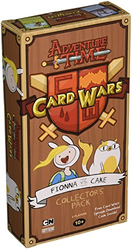 Fionna Cake Card Wars Adventure