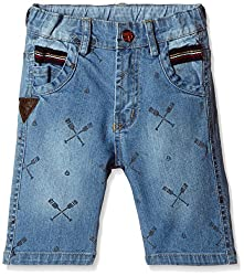 Little Kangaroos Baby Boys' Jeans (11150_Light Blue_2 year)