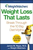 Weight Watchers Weight Loss That Lasts (0471705284) by Rippe MD, James M.