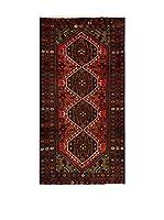 QURAMA Alfombra Persian Hamadan Rojo/Multicolor
