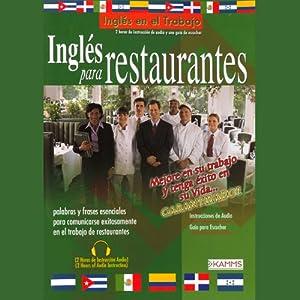 Ingles Para Restaurantes (Texto Completo) [English for Restaurants] | [Stacey Kammerman]