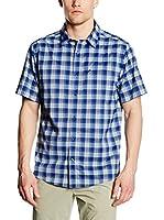 Odlo Camisa Hombre Alley (Azul Índigo)