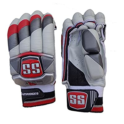 SS Super Test Left Hand Batting Gloves - Mens