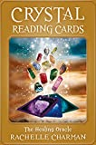 Rachelle Charman Crystal Reading Cards: The Healing Oracle - 160pp book and 56 full colour cards
