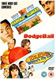 Dodgeball/Dude Where's My Car?/Harold And Kumar... [DVD]