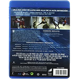 Ultravioleta [Blu-ray] [Import espagnol]