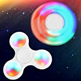Berry Collection Led Light Hand Spinner Fidget Plastic Edc Tri Spinner For Autism Adhd Relief Focus Anxiety Stress Toys Fidget Spinner New(SET Of 3) - B072MDVBJ4