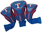 MLB Texas Rangers Contour Head Cover (Pack of 3), Blue at Amazon.com