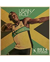 Usain Bolt Official 2014 Calendar