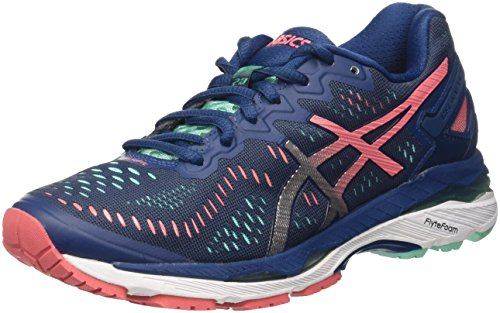 asics-gel-kayano-23-womens-running-shoes-blue-poseidon-silver-cockatoo-5-uk