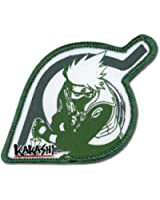 Naruto: Kakashi & Leaf Village Logo Anime Patch