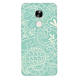 Cell Planet 3D Designer Mobile Back Cover For Leeco Le 2