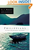 Philippians (N.T. Wright for Everyone Bible Study Guides)