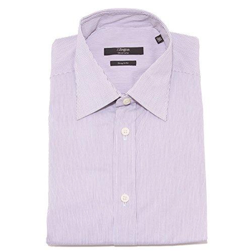 4187O camicia LINEA ZZEGNA ERMENEGILDO ZEGNA uomo shirt men [41 (16)]