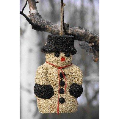 Pine Tree Farms 1300 Mr Sno E. Mann Seed Ornament,
