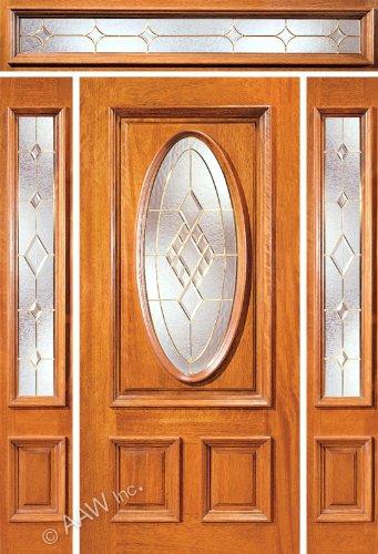 Exterior Entry Door X-500 12''x80''