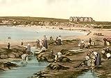 Bundoran. Co. Donegal, Ireland, Large Old Photograph, Print, Picture,Photo