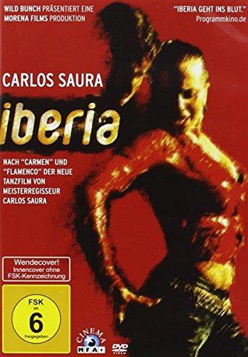 iberia-carlos-saura-edizione-germania