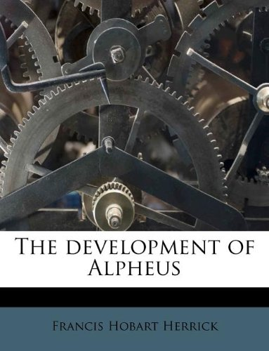 The development of Alpheus