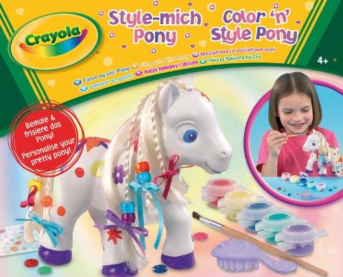 Crayola Colour & Style Pony