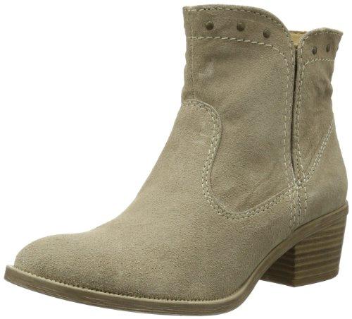 Tamaris Womens TAMARIS Cowboy Boots Beige Beige (ALPACA 936) Size: 4 (37 EU)