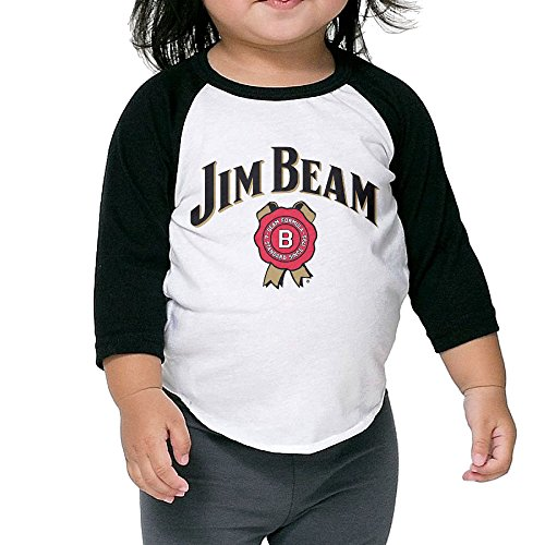 alizishop-kids-jim-bean-logo-raglan-t-shirts-for-2-6-years