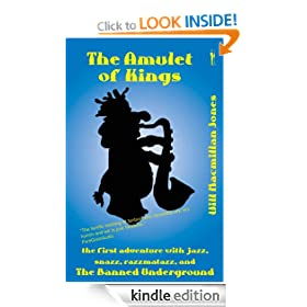 The Amulet of Kings (The Banned Underground)