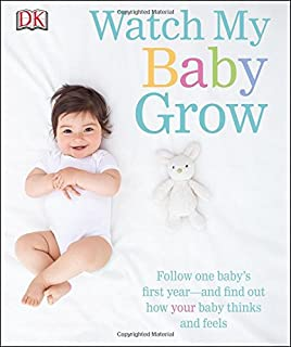 Book Cover: Watch My Baby Grow