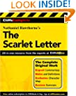 CliffsComplete The Scarlet Letter (Cliffs Complete Study Editions)