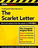 Cliffscomplete Hawthorne's the Scarlet Letter (0764587242) by Jacobson, Karin