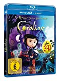 Image de Coraline (+ Blu-ray) [Blu-ray 3D] [Import allemand]