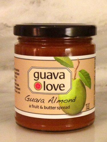 Guava Almond Spread - a fruit & butter spread