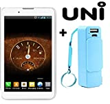 UNI N2 Dual Sim with tablet with 2600 mAh powerbank