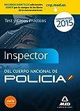 img - for Inspectores del Cuerpo Nacional de Polic a. Test y casos pr cticos book / textbook / text book