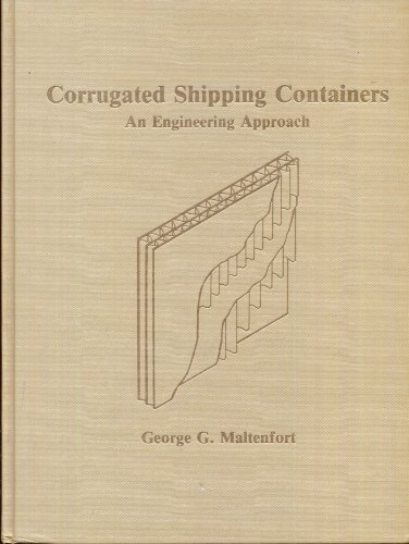Corrugated Shipping Containers: An Engineering Approach (Corrugated Packaging compare prices)