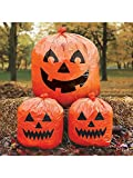 Halloween Lawn Bags Pack of 3