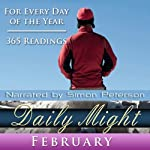 Daily Might: February: A Reading for each day in February | Simon Peterson