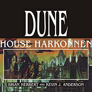 House Harkonnen: House Trilogy, Book 2 Audiobook
