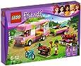 Lego Friends - 3184 - Jeu de Construction - Le Camping-Car