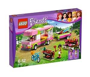 LEGO Friends 3184: Adventure Camper