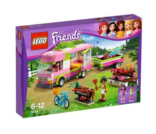 LEGO Friends  3184 - Abenteuer Wohnmobil