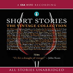 Short Stories: The Vintage Collection Audiobook